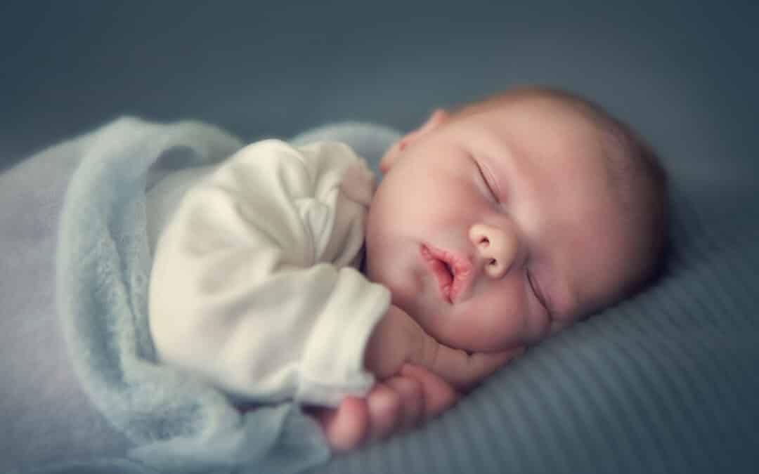 Sloguojantis kūdikis