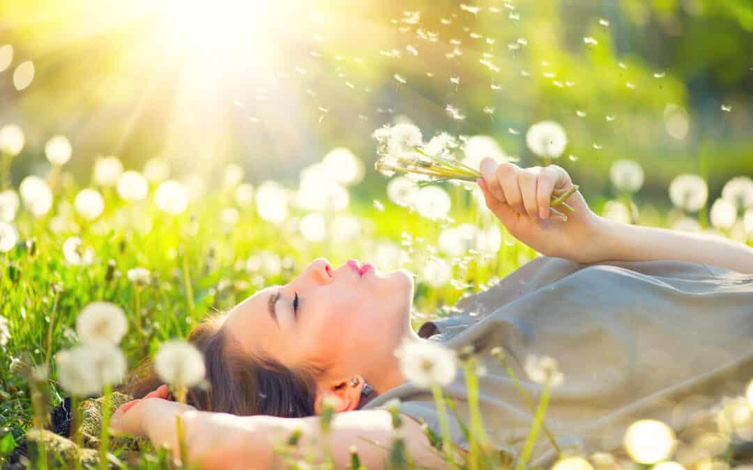 Pavasarį pasitikite be ašarų